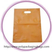 Buy cheap Cute Die Cut Handle Bags For Clothes Shopping / Garment Plastic Bags from wholesalers