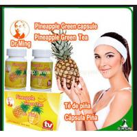 Buy cheap Natural Safest Weight Loss Supplements OEM Private Label Pineapple TEA from wholesalers
