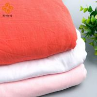 Buy cheap Knitted High Twist White T-Shirt 100% Cotton Jersey Fabric from wholesalers