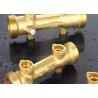 Buy cheap Static water meter's sensor body for ultrasonic water meter, Brass, DN15-DN40, PN16 from wholesalers