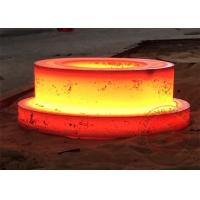 Buy cheap Rolled Ring Alloy Steel Forgings Stainless Steel Flange High Carbon OEM ODM from wholesalers