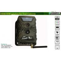 Buy cheap GPRS MMS GSM Scouting Camera With PIR 720P Color CMOS from wholesalers