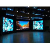Buy cheap P6 Indoor Full Color LED Panel Screen LED Billboard For Club Stage Concert from wholesalers