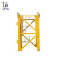 Buy cheap tower crane mast section L46A1 L68A1 L69B1 from wholesalers