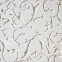 Buy cheap Factory Price Modern Design Home Idea Wall Decoration 3D Embossed Wall Panel from wholesalers