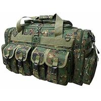 Buy cheap Large Men'S Tactical Shoulder Bag , 30 Inch Molle Duffle Bag Camo Style from wholesalers
