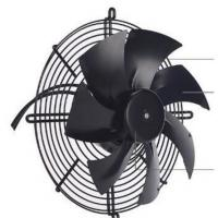 Buy cheap High Speed EC Axial Fan / Squirrel Cage Blower Fan For Cooling CE Certified from wholesalers