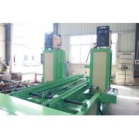 corrugated fins welding machine