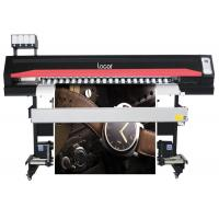 Buy cheap 6 Feet Flex Printing Machine , Eco Solvent Printer With Maintop Software from wholesalers