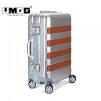 Buy cheap 2018 the newest type aluminum alloy luggage and suitcase trolley from wholesalers