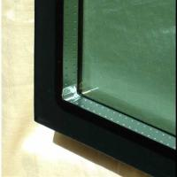 Buy cheap 12-30mm thick double pane glass / double glazing glass from wholesalers