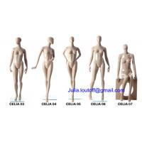 Buy cheap New Fashion Glossy abstract Female Mannequin,fiberglass woman mannequin dummy celia from wholesalers