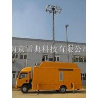 Buy cheap Telescopic Antenna Mast And Military Antenna Mast And Vertical mounted Pneumatic Mast from wholesalers