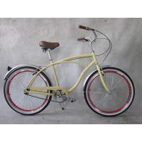 Buy cheap 26 aluminum alloy single speed beach cruiser bike product
