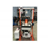 Buy cheap Metal Steel Auto Feed 1500r/Min Portable Plate Beveling Machine from wholesalers