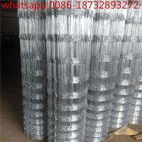 Buy cheap Wire Mesh For Grassland Fence /Cattle Filed Fence/Sheep Wire Mesh Fence/cow fence wire mesh suppliers from wholesalers