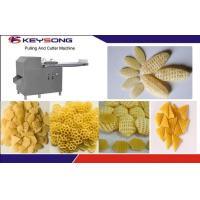 Fried 3D Papad Snack Pellet Production Line / Equipment For Food Industry