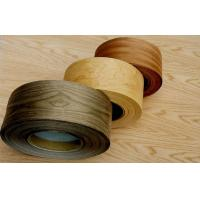 Buy cheap Brown Paper Backed Veneer Sheets ,  Plywood Birch Veneer Tape from wholesalers