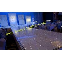 Buy cheap Pure White LED Star Floor Tile With Starlit Sky Effect from wholesalers