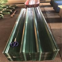 Buy cheap 0.15-1.2mm tranparent roof tile use warehouse and factory building for interior light from wholesalers