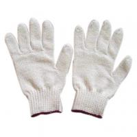 Buy cheap 7g Colored Magic Cotton Glove Knitted For Winter Work from wholesalers