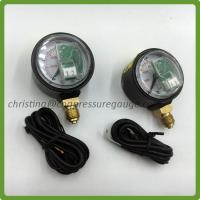 Buy cheap Automobile CNG Vehicle Gas Pressure Gauge from wholesalers