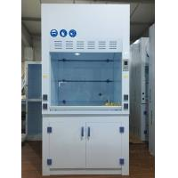 Buy cheap Biology Lab Equipment Ductless PP Fume Hood For One Person , Corrosion Resistance from wholesalers