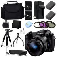 Buy cheap Sony Cyber-shot DSC-RX10 Digital Camera!! 64GB PRO Accessory Bundle! from wholesalers