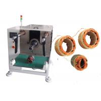 Buy cheap Motor Stator Slot Automatic Coil Inserting Machine 110-210 mm Stator ID from wholesalers