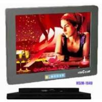 Buy cheap HSTM 1040 , 17'' TFT 4 wire VGA LCD Touch Monitor Desktop linux , apple for HTPC from wholesalers