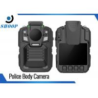 Night Vision Body Worn Video Cameras Police With Charging Dock 3900mAh