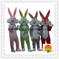 Buy cheap bugs bunny rabbit mascot costume,LooneyTunes mascot costume from wholesalers