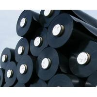 Buy cheap Environment Protecting black 2mm hdpe pond liner hdpe geomembrane liner from wholesalers