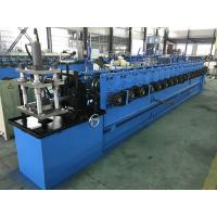 Buy cheap Wall panel structure Solar Roll Forming Machine 18.5KW 1.5 - 2.5mm product