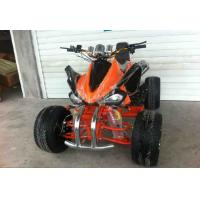 Buy cheap Yamaha 150cc Four Wheeled Motorcycles ATV , Single Tank 4 Wheels Motorcycle from wholesalers