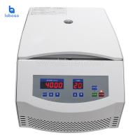 Buy cheap Benchtop low speed centrifuge machine laboratory equipment product
