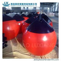 Buy cheap luxiang brand  best quality A38,A29CM redcolor  pvc floating marker buoy inflatable from wholesalers