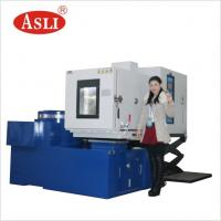 Buy cheap computer controlled vibration test chamber Vibrating Test Cabinet with temperature humidity from wholesalers
