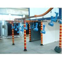 Buy cheap Air Nail Gun Automatic Powder Coating Line With Tunnel Oven Multi - Spray Booth from wholesalers
