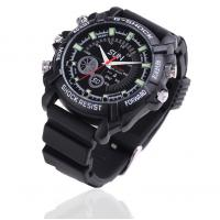 Buy cheap 2.0 Mega Pixels CCTV 1080P HD Waterproof Pinhole Watch Hidden Camera With 4GB Flash Memory from wholesalers