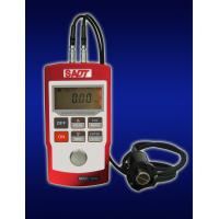 Buy cheap Portable Ultrasonic Thickness Gauge 0.8mm - 225mm Pulse Echo With Dual Probe from wholesalers