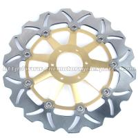 Quality Left Right Motorcycle Brake Disc CNC Milled For Honda CB600F Hornet 2000-2006 for sale