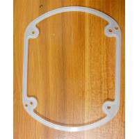 Buy cheap high temperature silicone seals ,heat resistant silicone rubber gasket from wholesalers