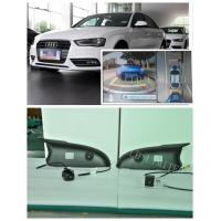Buy cheap 360 Degree Bird View Parking System DVR Car Backup Camera Systems High from wholesalers