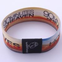 Buy cheap Beautiful Different Color Custom Wrist Band For Club / Bar / Concert from wholesalers