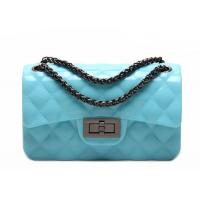 Buy cheap Durable Waterproof Silicone Beach Jelly Bag , Casual Clutch Bags For Female from wholesalers