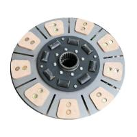 Buy cheap Russia tractor spare part 420 mm clutch disc plate 2522-1601130 made in China from wholesalers
