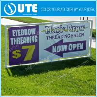 Buy cheap digital banner print advertising pvc banner outdoor hanging banner from wholesalers