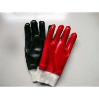 Buy cheap Female, male Acid and Alkali resistant PVC Dipped interlock Cotton Coated Work Glove from wholesalers