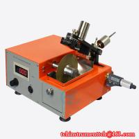 Buy cheap SYJ-150 Digital Low Speed Diamond Saw for brittle crystals, ceramics, TEM samples from wholesalers